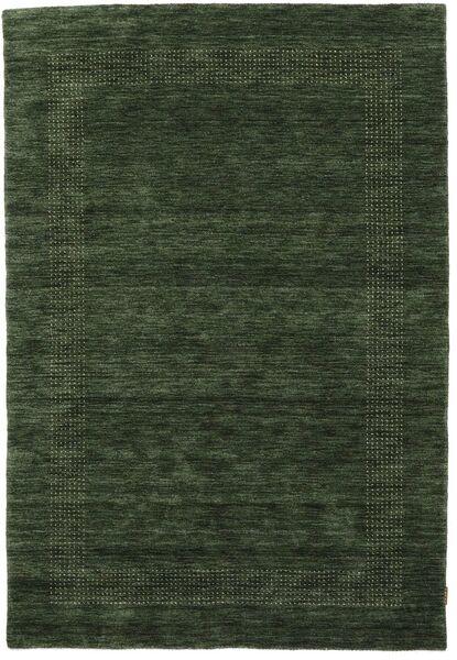 베틀 Gabba - 포레스트 그린 러그 160X230 모던 다크 그린 (울, 인도)
