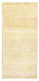 가베 Persia 러그 81X171 정품  모던 수제 복도용 러너  옐로우/베이지 (울, 페르시아/이란)