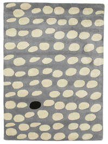 Camouflage Handtufted - 회색 러그 120X180 모던 라이트 그레이/베이지 (울, 인도)