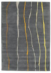 Flaws Handtufted - 회색 러그 160X230 모던 다크 그레이/라이트 그레이 (울, 인도)