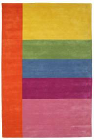 Colors By Meja Handtufted 러그 200X300 모던 핑크/옐로우 (울, 인도)