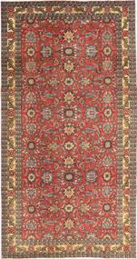 타브리즈 파티나 러그 168X318 정품  오리엔탈 수제 다크 레드/라이트 브라운 (울, 페르시아/이란)