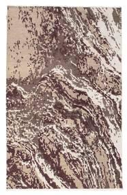 Himalaya 러그 177X280 정품  모던 수제 라이트 브라운/다크 브라운 (울, 인도)