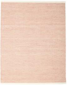 Seaby - 먼지 러그 200X250 정품  모던 수제 라이트 핑크/다크 베이지 (울, 인도)
