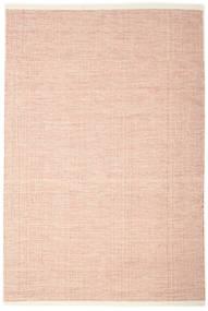 Seaby - 먼지 러그 200X300 정품  모던 수제 라이트 핑크/다크 베이지 (울, 인도)