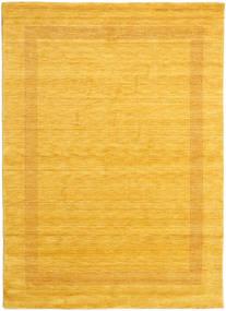 베틀 Gabba - 금색 러그 210X290 모던 옐로우/오렌지 (울, 인도)