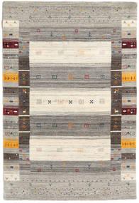 로리바프 Loom Designer 러그 120X180 모던 라이트 그레이/베이지 (울, 인도)