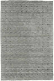 로리바프 Loom Delta - 회색 러그 190X290 모던 라이트 그레이/다크 그레이 (울, 인도)