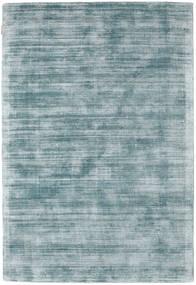 Tribeca - 파란색/회색 러그 140X200 모던 라이트 블루/다크 터코이즈   ( 인도)