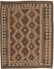 킬림 마이마네 러그 148X187 정품  오리엔탈 수제 브라운/다크 브라운 (울, 아프가니스탄)