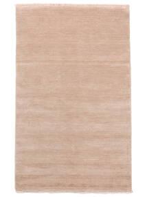 베틀 Fringes - 소프트 로즈 러그 160X230 모던 라이트 핑크/베이지 (울, 인도)