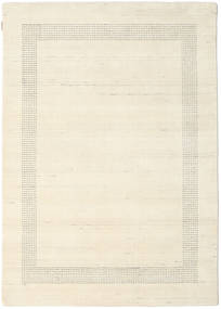 베틀 Gabba - 천연 러그 160X230 모던 베이지 (울, 인도)