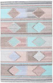 야외 카펫 Pet Yarn 킬림 러그 160X230 정품  모던 수제 ( 인도)