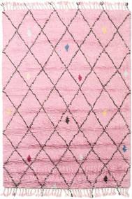 Alta - Magenta 러그 160X230 정품  모던 수제 라이트 핑크 (울, 인도)