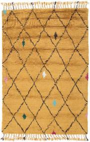 Alta - 금색 러그 120X180 정품  모던 수제 라이트 브라운/옐로우 (울, 인도)