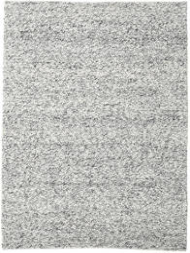 Bubbles - Melange 회색 러그 250X350 모던 라이트 그레이/터코이즈 블루 대형 (울, 인도)