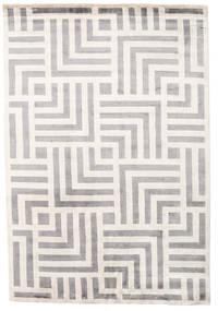 Maze 러그 170X240 정품  모던 수제 라이트 그레이/베이지 ( 인도)