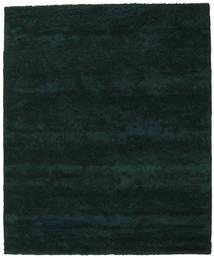 New York - 어두운 녹색 러그 250X300 모던 다크 터코이즈   대형 (울, 인도)