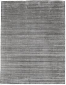 대나무 Grass - 회색 러그 240X340 모던 (울/대나무 실크, 인도)