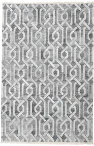 야외 카펫 Trinny - 진한 회색/회색 러그 200X300 정품  모던 수제 라이트 그레이/다크 그레이 ( 인도)