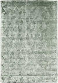 Crystal - Frosty_Green 러그 160X230 모던 라이트 그린/터코이즈 블루 ( 인도)