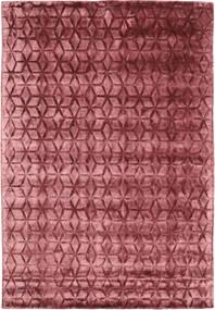 Diamond - Burgundy 러그 160X230 모던 다크 레드/러스트 레드 ( 인도)