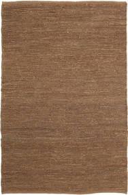 야외 카펫 Soxbo - 갈색 러그 140X200 정품  모던 수제 브라운 ( 인도)