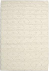 Romby - Off-흰색 러그 200X300 정품  모던 수제 베이지/다크 베이지 (울, 인도)