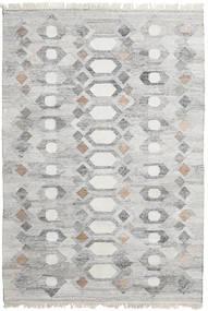 야외 카펫 Martha 러그 160X230 정품  모던 수제 라이트 그레이 ( 인도)