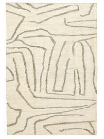 야외 카펫 Native 러그 200X300 정품  모던 수제 베이지/라이트 그레이 ( 인도)