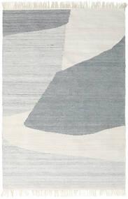 야외 카펫 Ariel 러그 140X200 정품  모던 수제 라이트 그레이/다크 베이지 ( 인도)