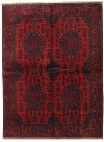 아프가니스탄 Khal Mohammadi 러그 175X231 정품  오리엔탈 수제 다크 레드/크림슨 레드 (울, 아프가니스탄)