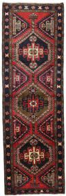 Ardebil 러그 100X306 정품 오리엔탈 수제 복도용 러너 다크 레드/다크 블루 (울, 페르시아/이란)