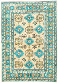 카작 러그 172X248 정품  오리엔탈 수제 베이지/다크 베이지 (울, 아프가니스탄)