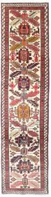 Ardebil 러그 75X292 정품 오리엔탈 수제 복도용 러너 베이지/다크 레드 (울, 페르시아/이란)