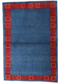 Loribaft Persia 러그 98X145 정품  모던 수제 다크 블루/블루 (울, 페르시아/이란)