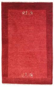 Loribaft Persia 러그 79X128 정품  모던 수제 크림슨 레드/러스트 레드 (울, 페르시아/이란)