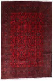 아프가니스탄 Khal Mohammadi 러그 192X288 정품  오리엔탈 수제 다크 레드/다크 브라운/크림슨 레드 (울, 아프가니스탄)