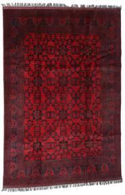 아프가니스탄 Khal Mohammadi 러그 194X286 정품  오리엔탈 수제 다크 레드/크림슨 레드 (울, 아프가니스탄)