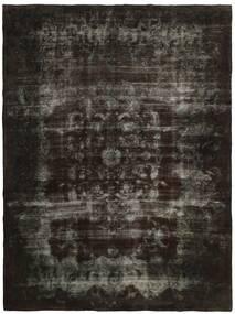 빈티지 Heritage 러그 318X418 정품  모던 수제 다크 그레이 대형 (울, 페르시아/이란)