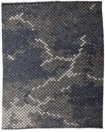 킬림 모던 러그 233X288 정품  모던 수제 다크 그레이 (울, 아프가니스탄)