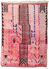 베르베르 Moroccan - Mid Atlas 러그 213X300 정품  모던 수제 라이트 핑크/핑크 (울, 모로코)
