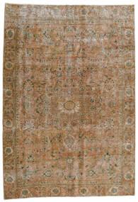 빈티지 Heritage 러그 186X270 정품  모던 수제 라이트 브라운/라이트 그레이 (울, 페르시아/이란)