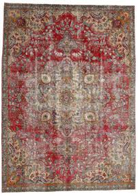 빈티지 Heritage 러그 227X312 정품  모던 수제 다크 그레이/라이트 그레이/다크 레드 (울, 페르시아/이란)