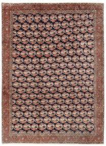 비자르 러그 254X343 정품 오리엔탈 수제 다크 레드/브라운 대형 (울, 페르시아/이란)