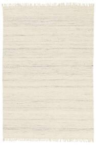Chinara - 천연/흰색 러그 200X300 정품  모던 수제 베이지 (울, 인도)