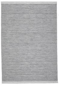 Serafina - 진한 회색 Melange 러그 300X400 정품  모던 수제 라이트 그레이/라이트 블루 대형 (울, 인도)