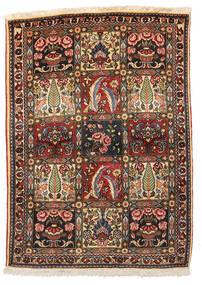 바흐티아리 Collectible 러그 109X152 정품  오리엔탈 수제 다크 브라운/베이지 (울, 페르시아/이란)