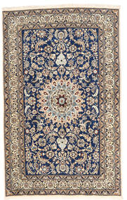 나인 러그 157X252 정품  오리엔탈 수제 라이트 그레이/다크 퍼플 (울, 페르시아/이란)