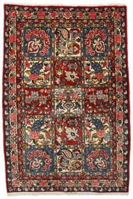 바흐티아리 Collectible 러그 107X156 정품  오리엔탈 수제 다크 브라운/다크 레드 (울, 페르시아/이란)